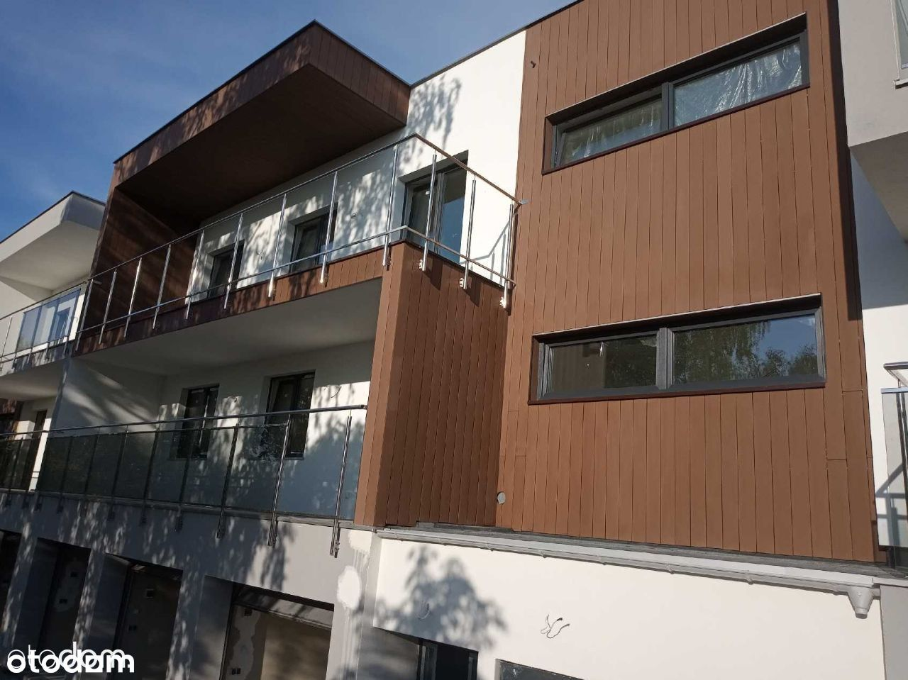 Mieszkanie OSTOJA DĄBROWA 69m2 duże TARASY