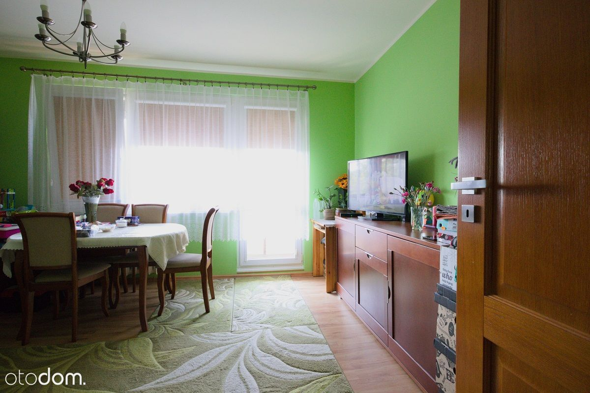 Sprzedam 3 pokoje rozkładowe z balkonem - Zatorze