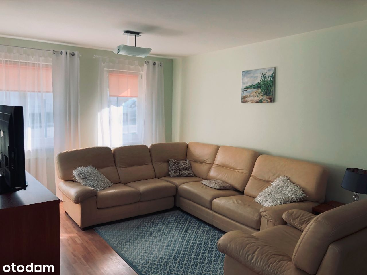 Cichy apartament przy bulwarze nadmorskim w Gdyni