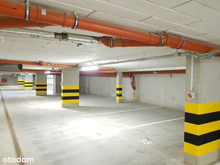 Miejsce postojowe w garażu podziemnym na Brochowie