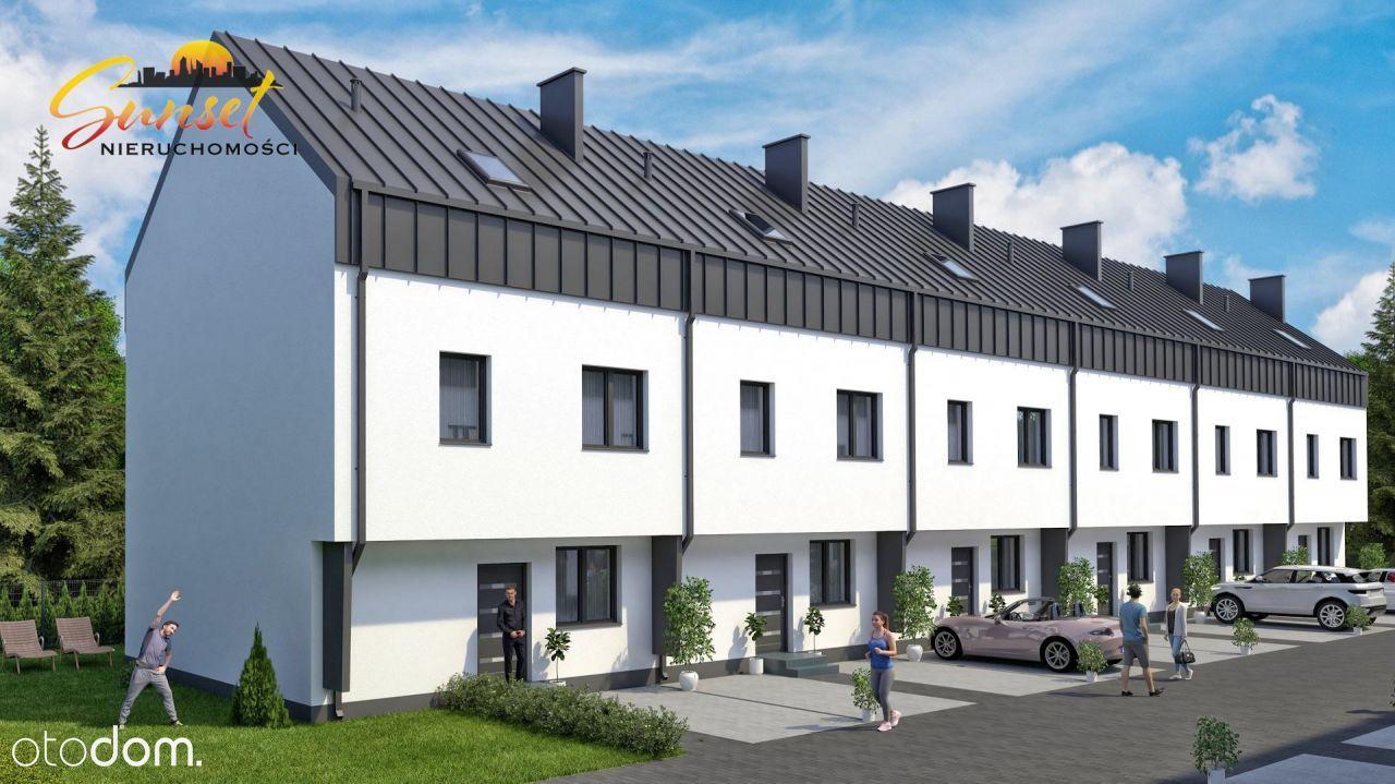 Dom z Ogródkiem 110 m² Inwestycja w Kobyłce