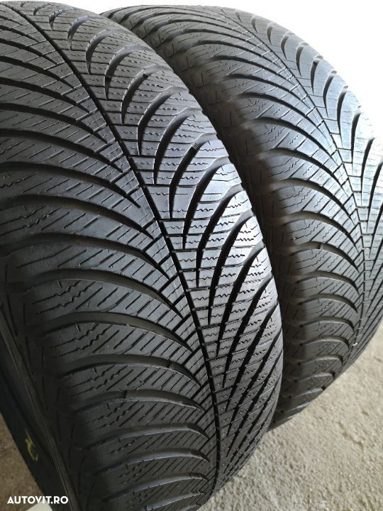 225/55 R17 GoodYear Vector 4 Season 2 - 2 Anvelope SH All season MS 225 55 17 M+S - 2