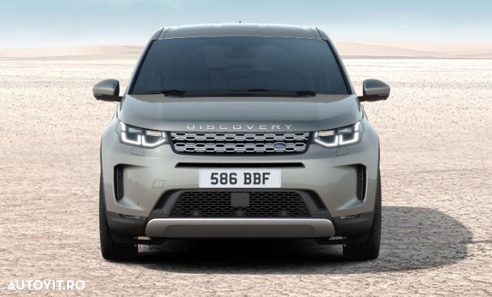 Land Rover Discovery Sport 2.0 - 15
