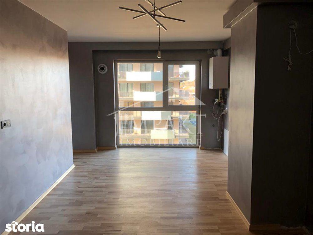 Apartament NOU cu 2 camere semidecomandat in Gheorgheni !
