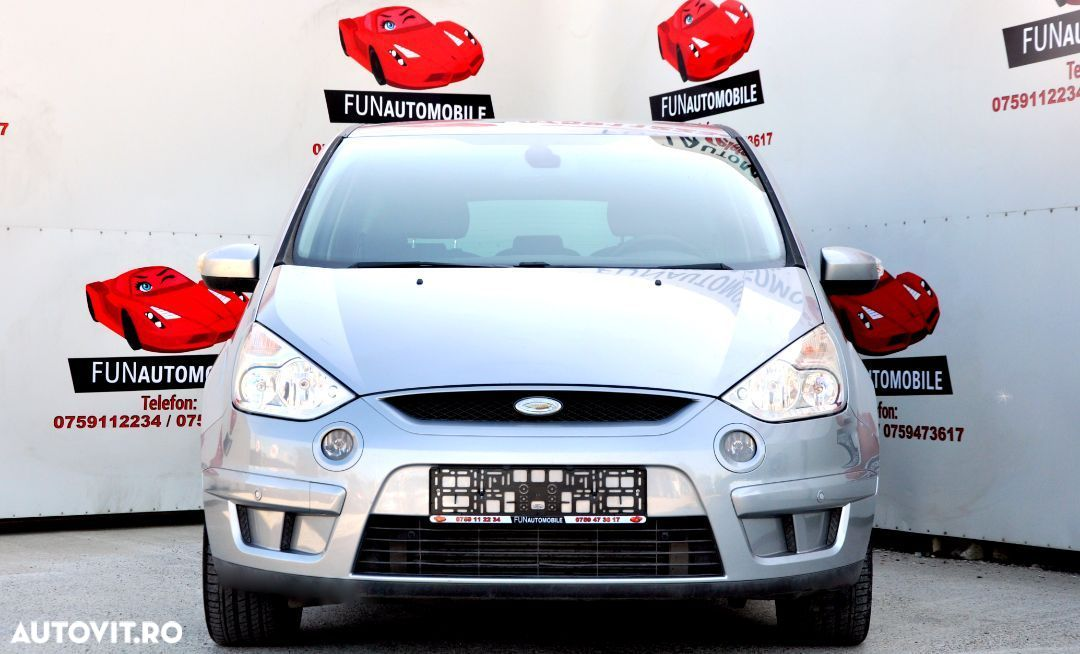 Ford S-Max 1.8 - 1