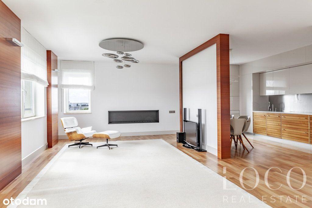 Luksusowy apartament ns Wilanowie ! 140m2