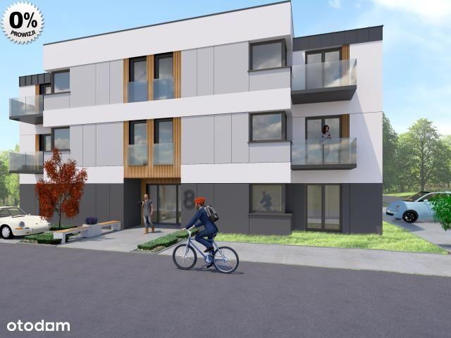Nowe, kamerlane mieszkania:25m2, 32m2, 43 m2