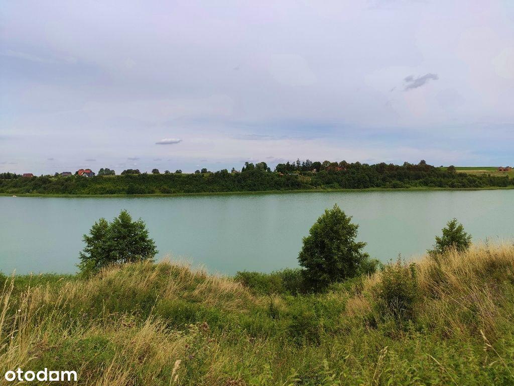 Działka pod zabudowę,100 m od jeziora I klasy