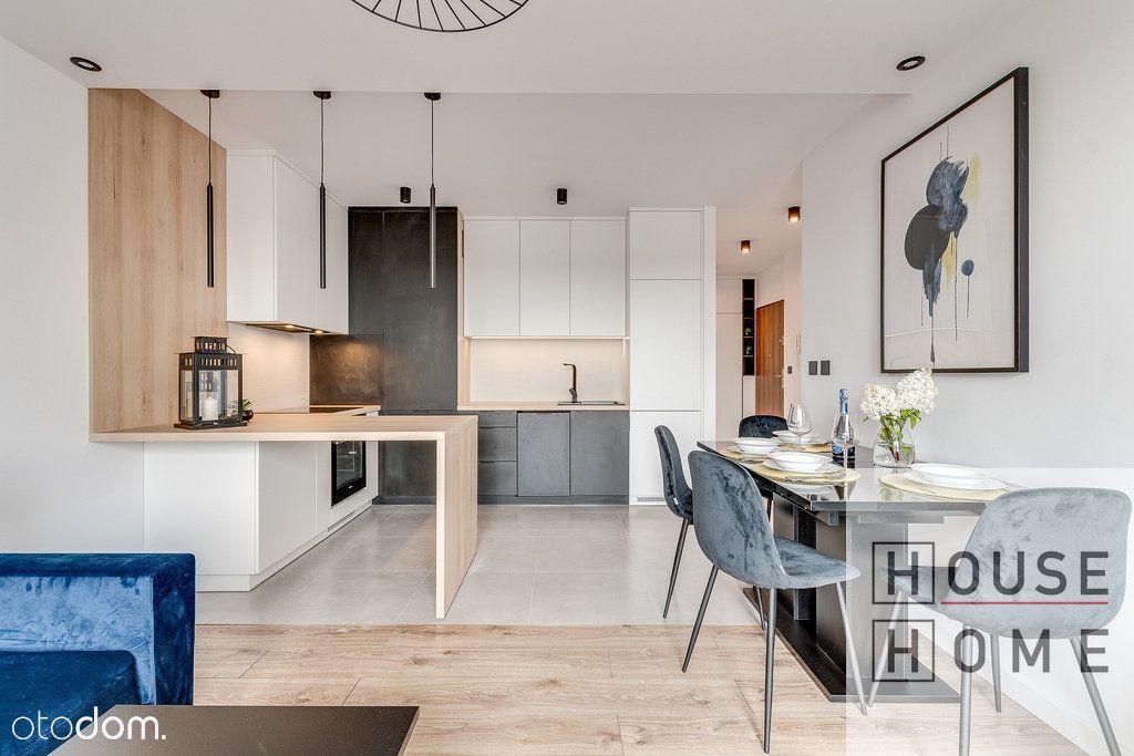 Nowe, pięknie wykończone i wyposażone mieszkanie!
