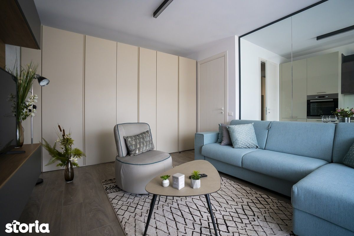 Inchiriere apartament elegant in Cloud 9 Residence