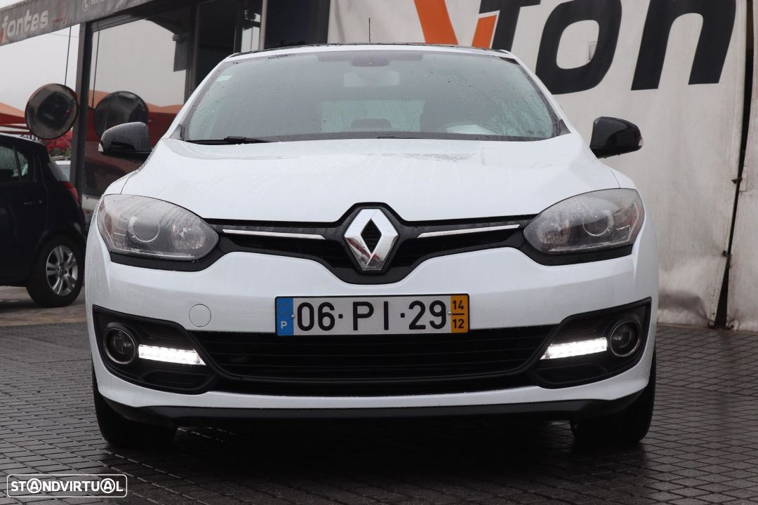Renault Mégane 1.5 dCi Limited SS - 3