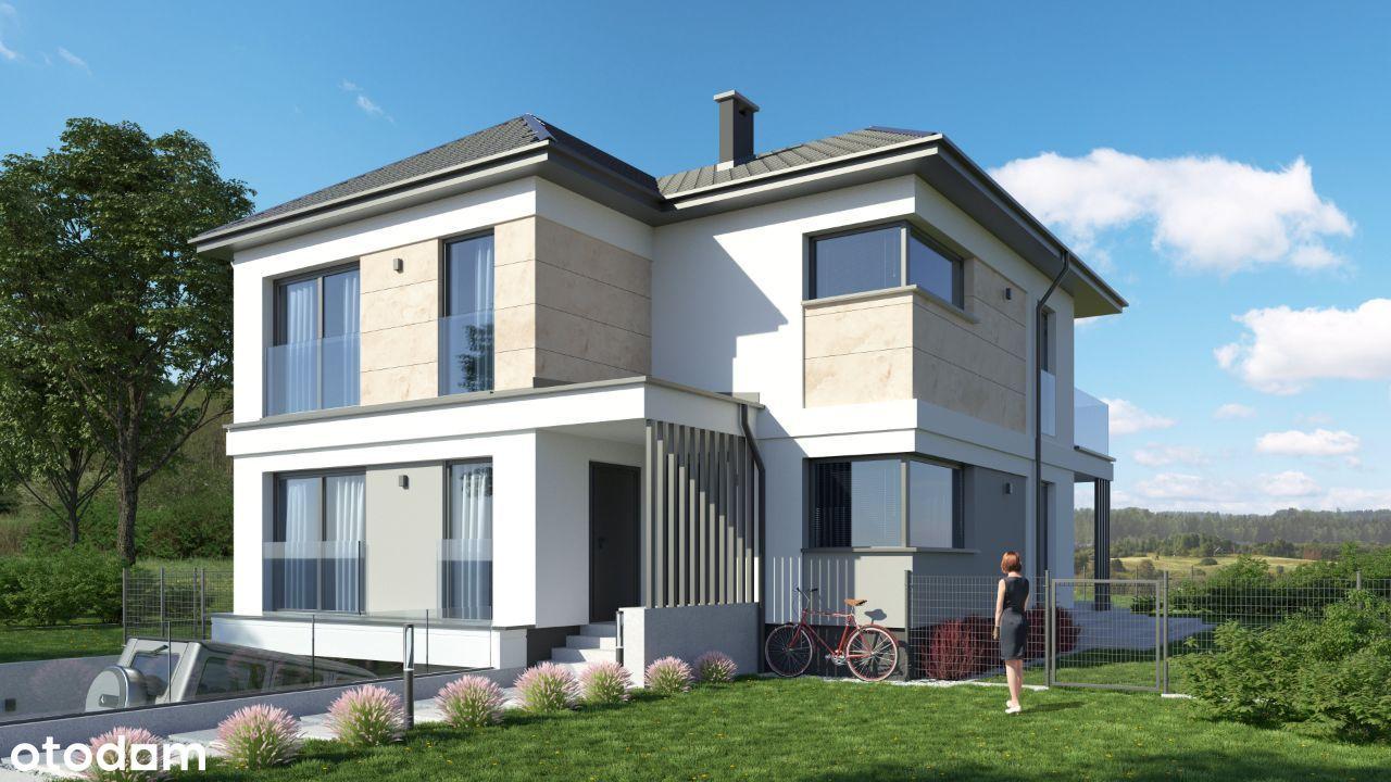 Dom 225 m² + dz. 909 m² Z WIDOKIEM NA ODRĘ!