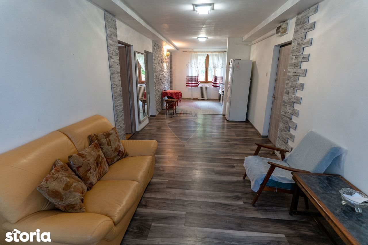 Apartament 3 camere, Eminescu, Deva (posibilitate utilizari multiple)