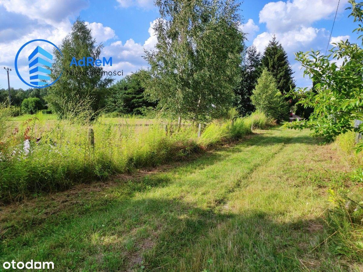 Łąki w Głoskowie - 7200 m2