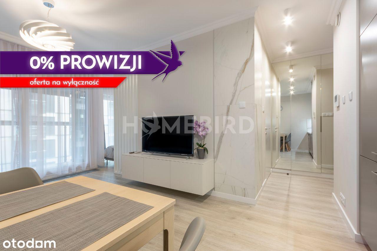 Nowe mieszkanie w Mennica Residence