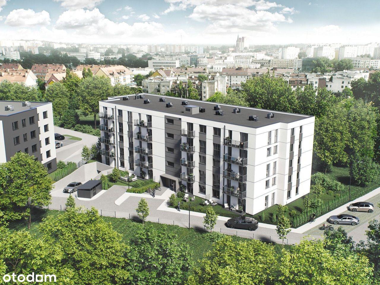 KiEPURY- Nowe mieszkania w Centrum