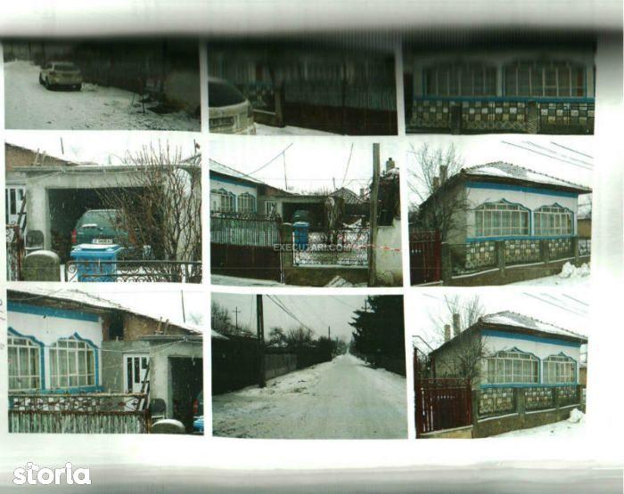 Casa - 136m² + Teren - 438 m², Comana| Licitatie publica