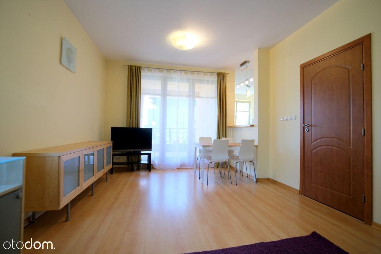 2 pokoje, duży balkon, blisko Trasy Toruńskiej