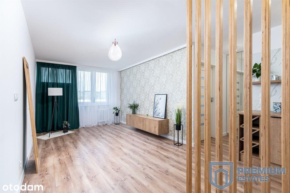 2-pokojowe mieszkanie po remoncie na Dąbiu