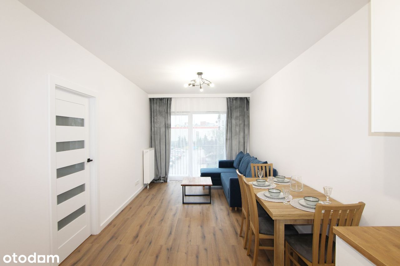 Nowe, przytulne 2 pokoje na Zielonej Białołęce