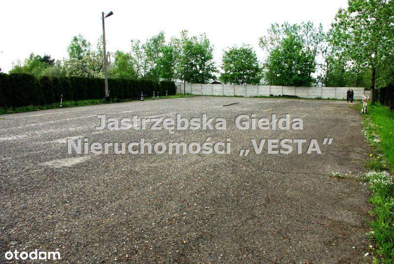 Działka, 1 783 m², Żory