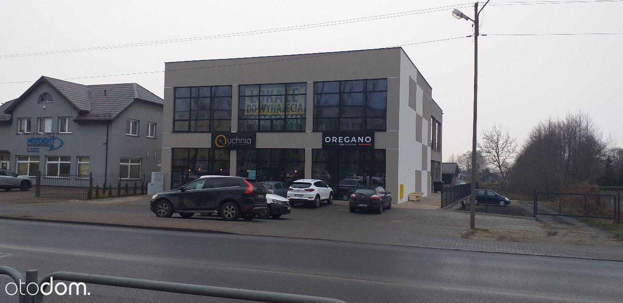 Centrum handlowe, Nowy lokal, całe piętro, witryny
