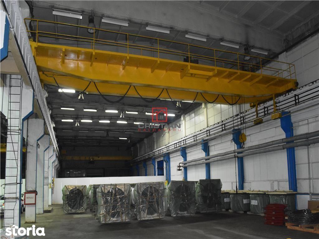 Inchiriere hala\/industrial Basarabia - Faur, Bucuresti