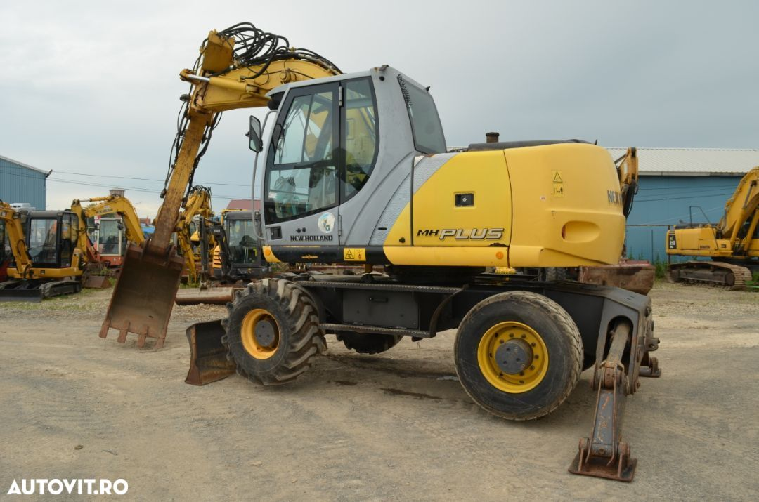 New Holland MH Plus - 2