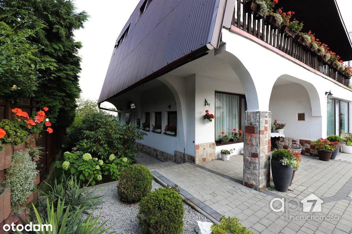 Dom jednorodzinny w Soboniowicach