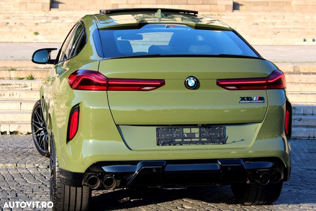 BMW X6 M Competition - 2