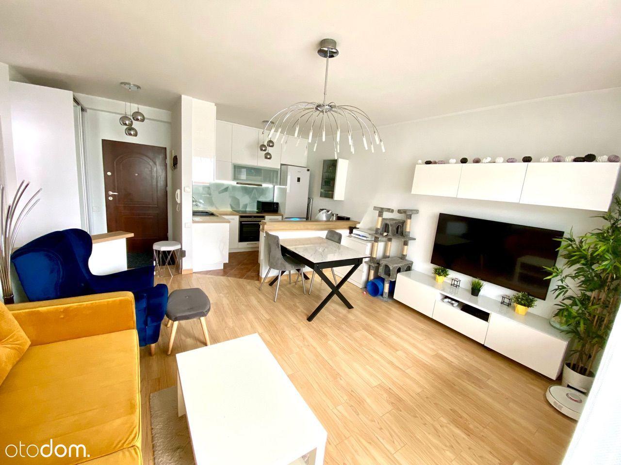 Nowoczesne mieszkanie z wyposażeniem na Koniuchach
