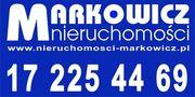 Biuro nieruchomości: www. Nieruchomości-Markowicz.pl
