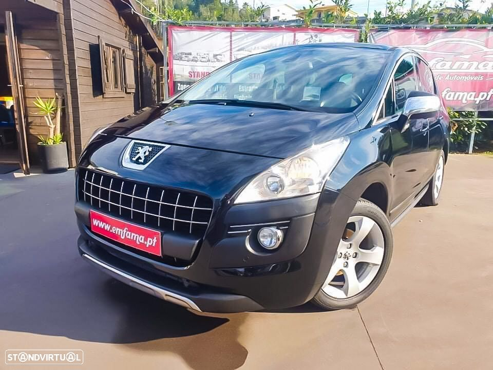 Peugeot 3008 1.6 HDi Active - 2