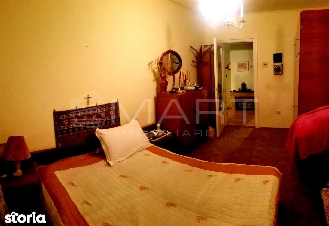 Apartament cu 3 camere decomandate in Cartierul Gheorgheni