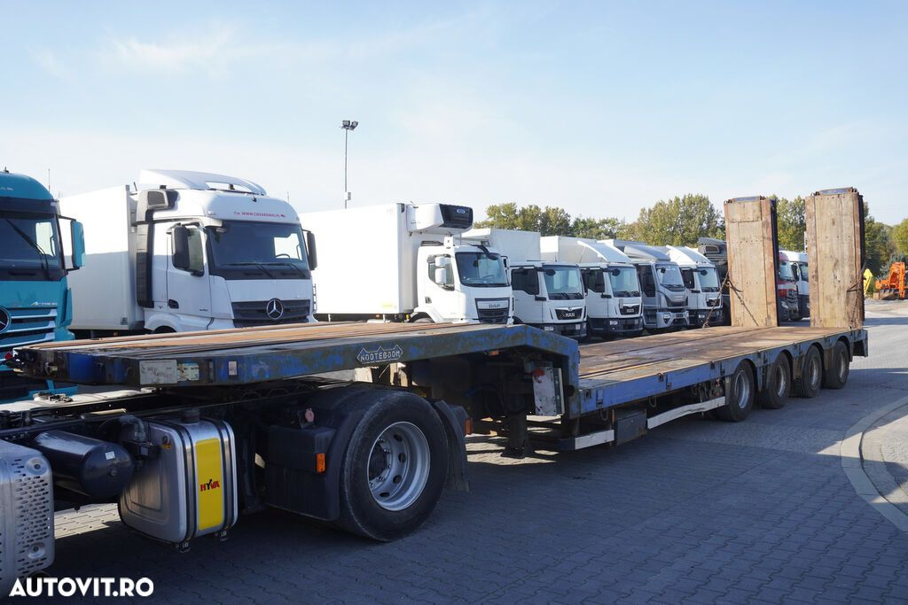 Nooteboom OSDS-58-04 , 4 axles , expanded , 13,15 x 3,07m , hydraulic ramp - 2