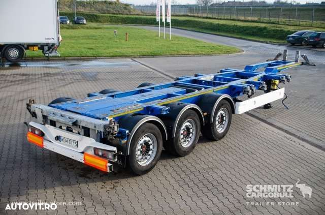 Wielton Semitrailer Container chassis - 2
