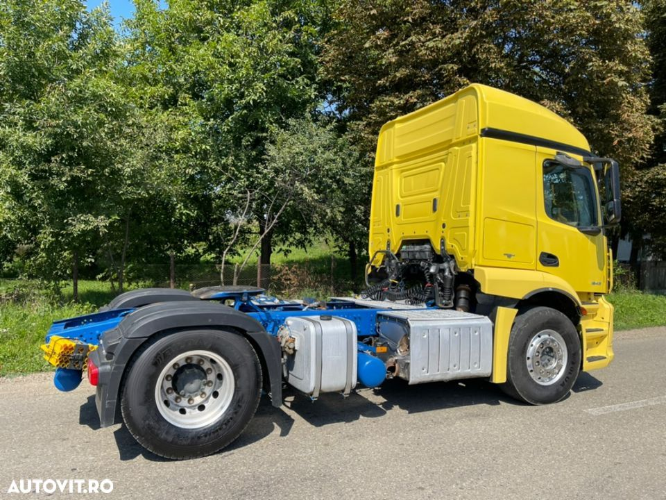 Mercedes-Benz ACTROS Chit  basculare - 3