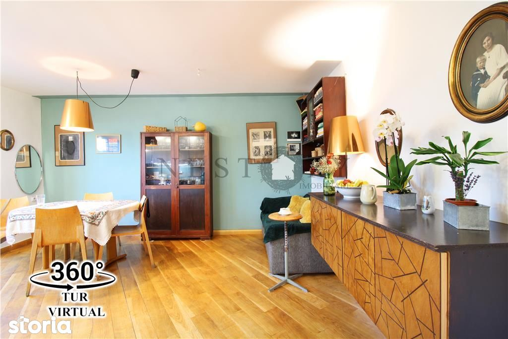 Apartament cu 4 camere|decomandate|renovat|et3\/4|Manastur