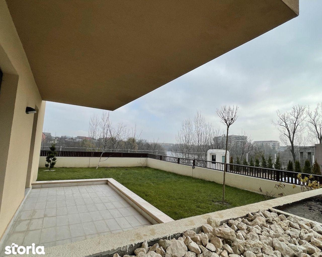 3 Camere-curte 50 mp-Perla Residence-Pipera