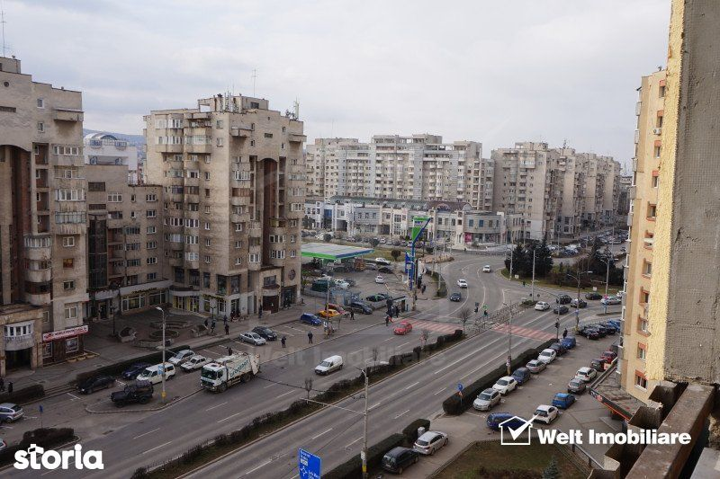 Apartament 3 camere, decomandat, 61 mp, panorama, zona Marasti