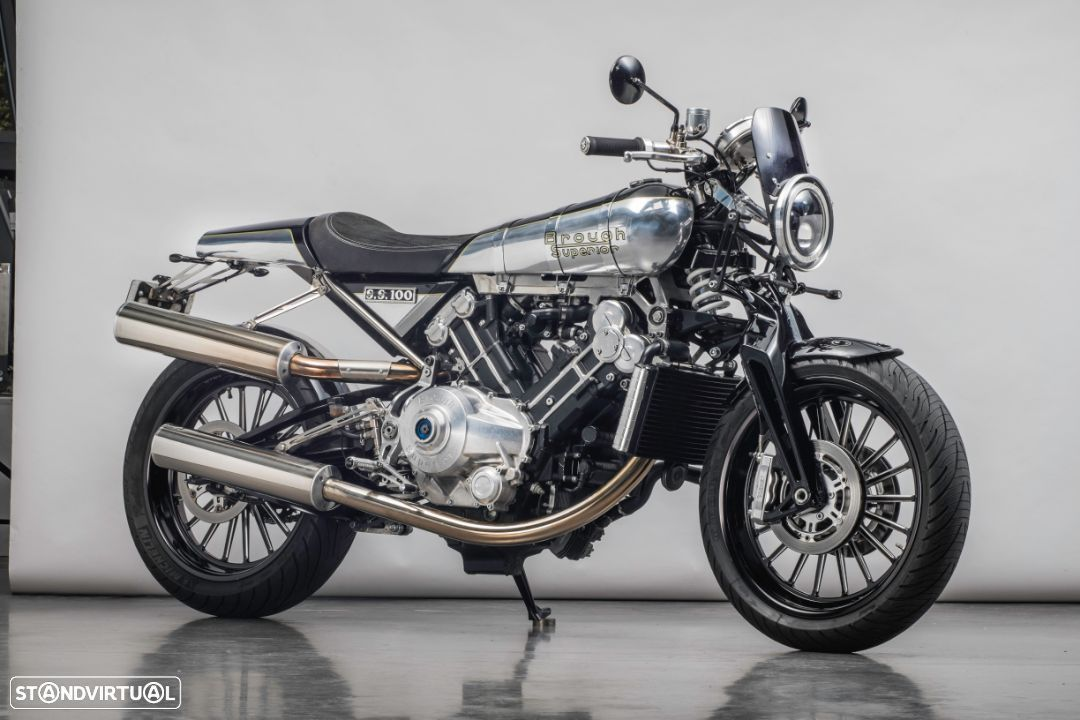 Brough Superior SS100 - 2