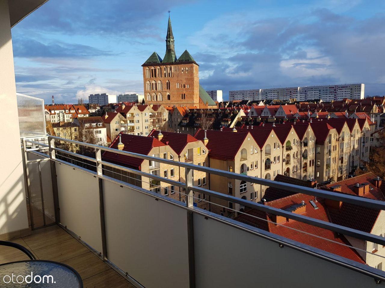 3-pokojowe mieszkanie w centrum Kołobrzegu