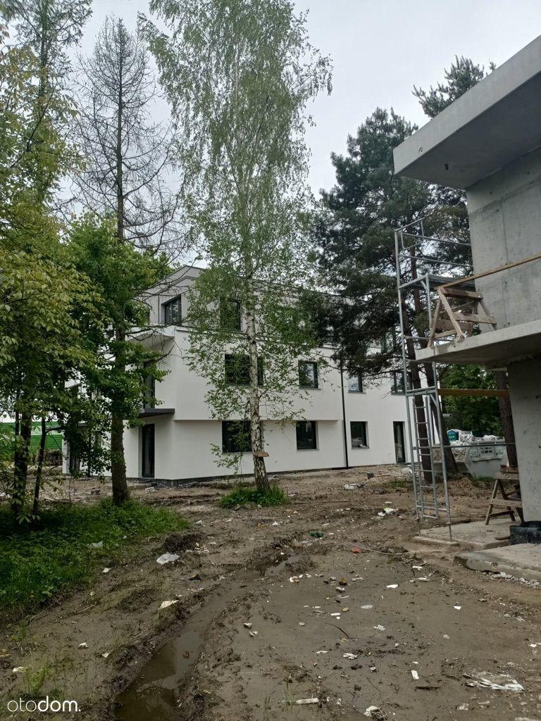 2 pokojowe mieszkanie z ogródkiem na Wojnowie