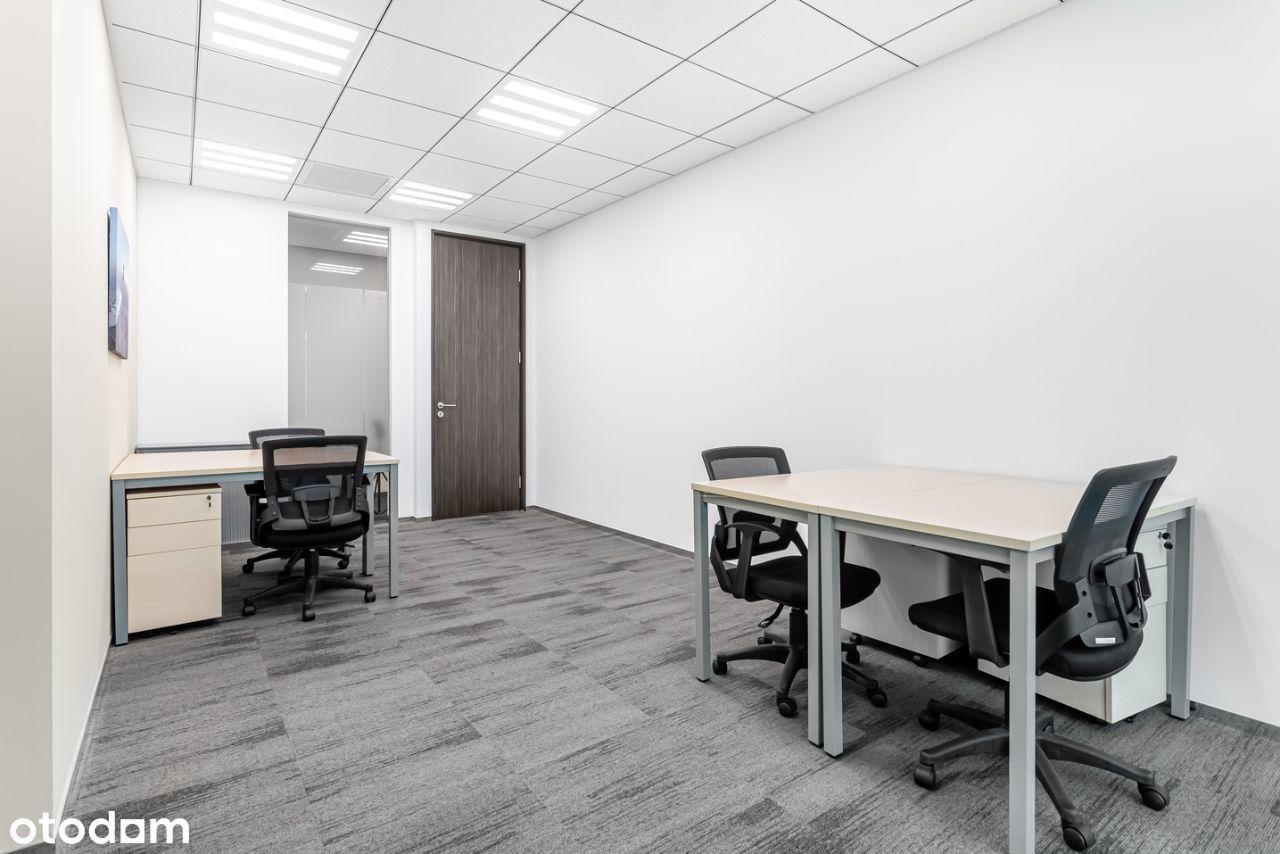 Biura 3-4 przestrzeni do pracy - North Gate
