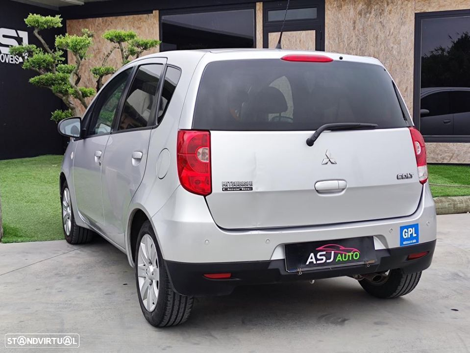 Mitsubishi Colt 1.3 Instyle ClearTec - 9