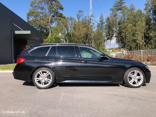 BMW 320 d Touring Auto Pack M - 11