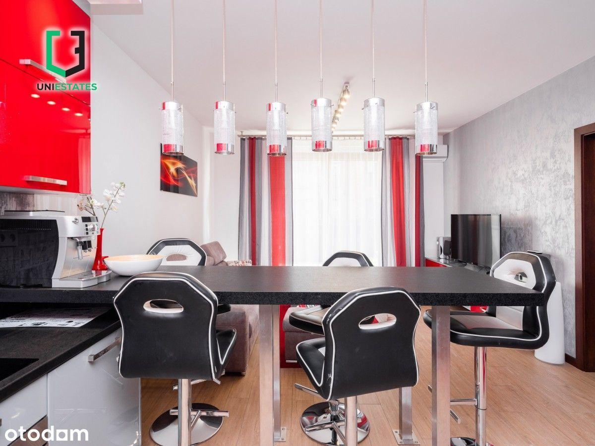 Browar Lubicz | parter z tarasem | 3 pokoje