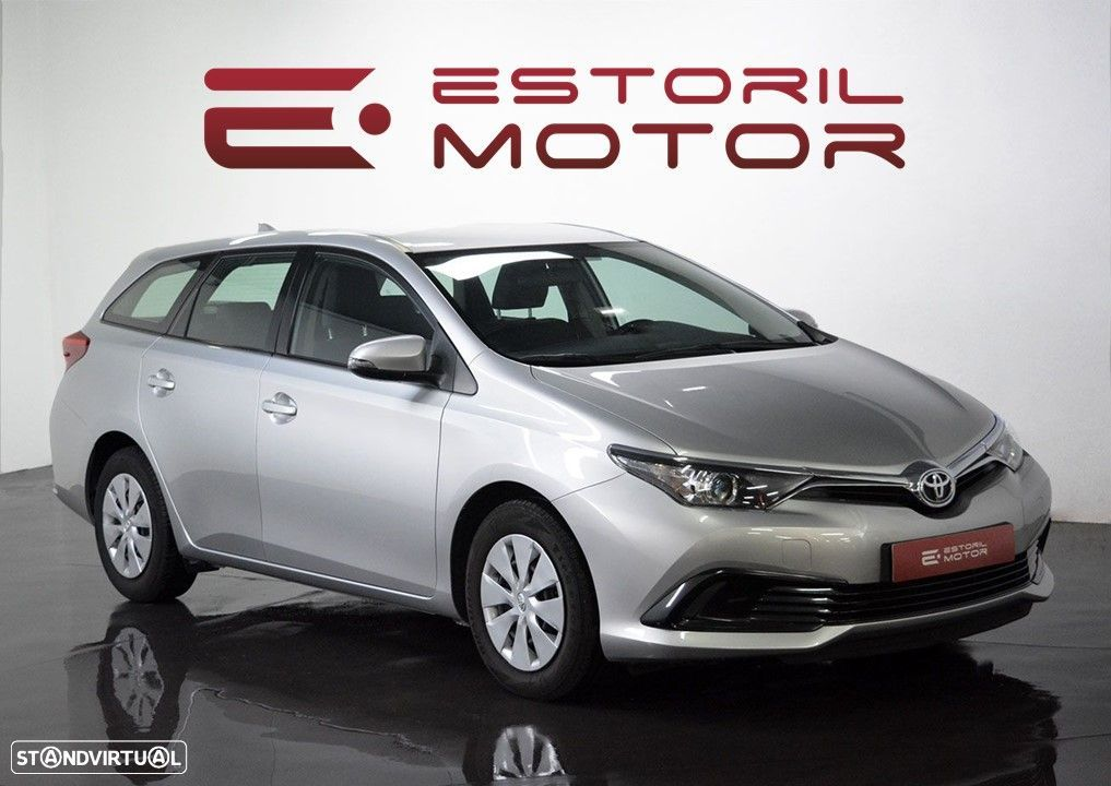 Toyota Auris Touring Sports 1.4 D-4D Active - 1