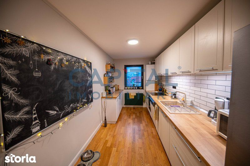 Comision 0 ! Apartament 2 camere decomandat, zona Marasti
