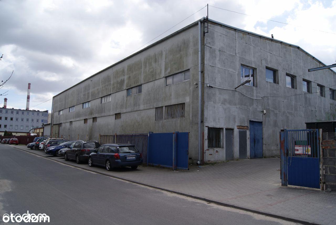 Piętrowy magazyn 1800m2 Łódź Brukowa 20